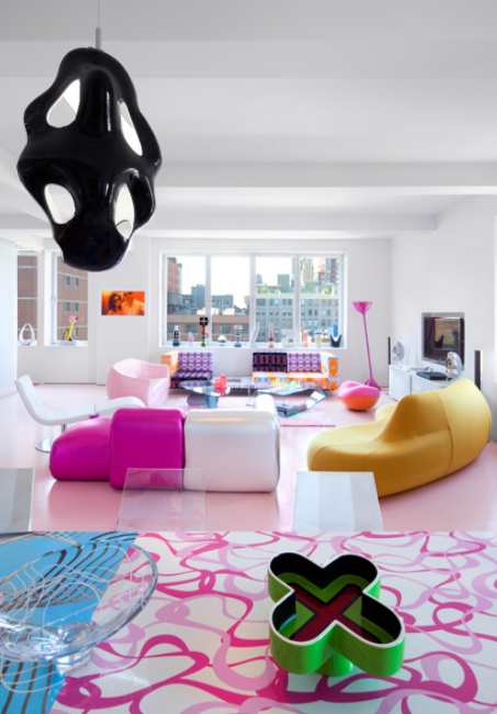 American Design Trends 2021 How To Pull Off The Hip Industrial Look With The Help Of Karim Rashid_5