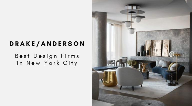 DrakeAnderson Best Design Firms in New York City