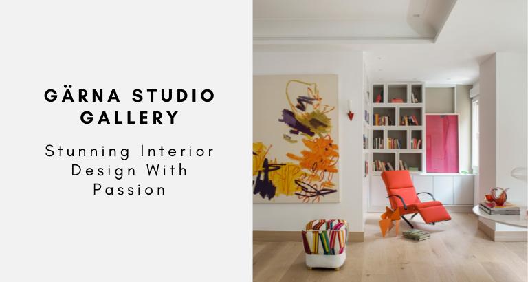Gärna Studio Gallery Stunning Interior Design With Passion