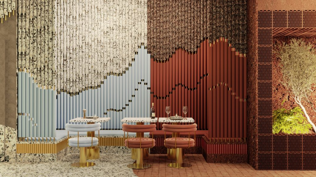 Get Inside Masquespacio's New Restaurant Project and Steal Some Dining Room Décor Tips!_2