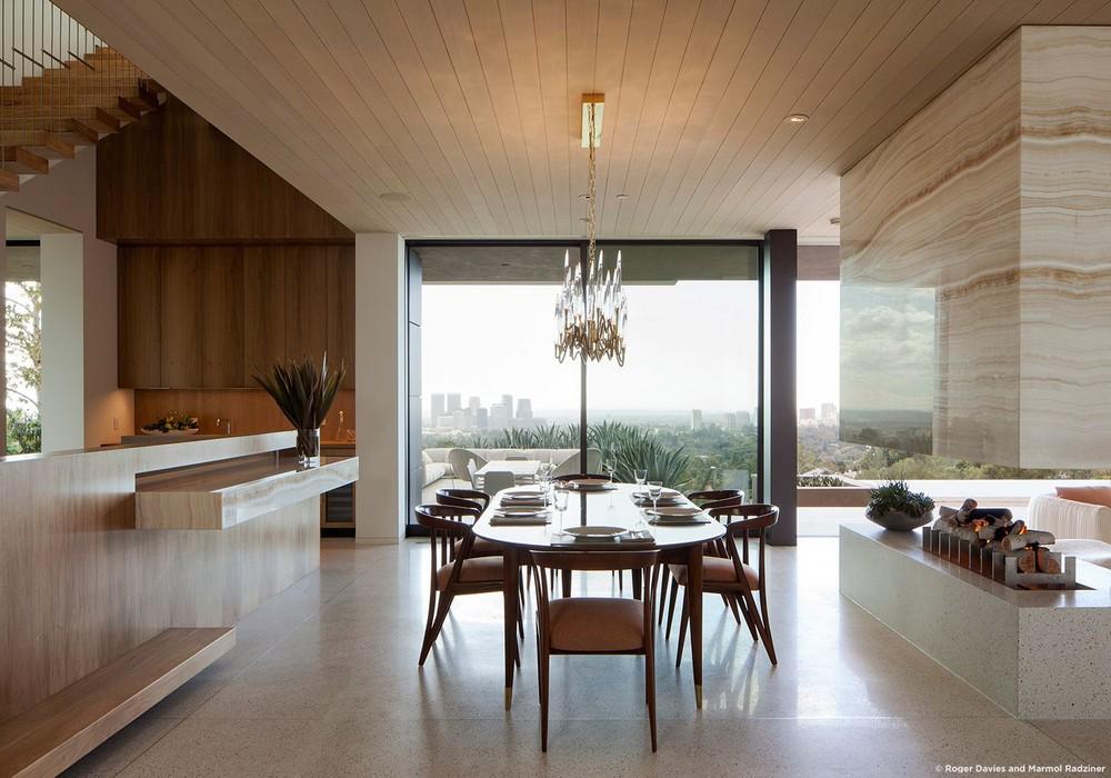 Marmol Radziner: Best Luxury Dining Room Projects We've Seen