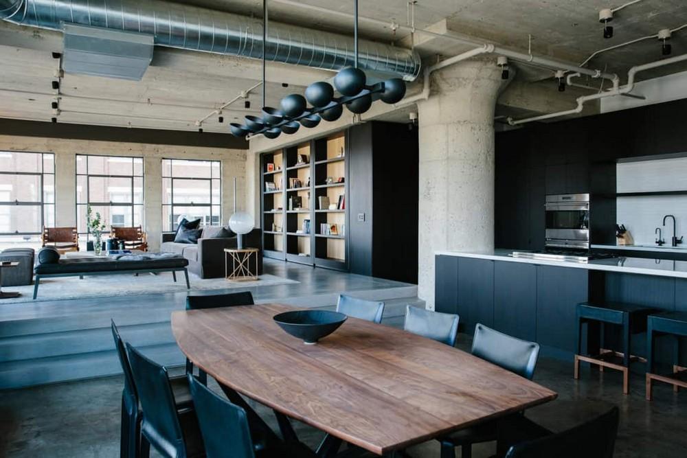 Marmol Radziner Best Luxury Dining Room Projects We've Seen_2