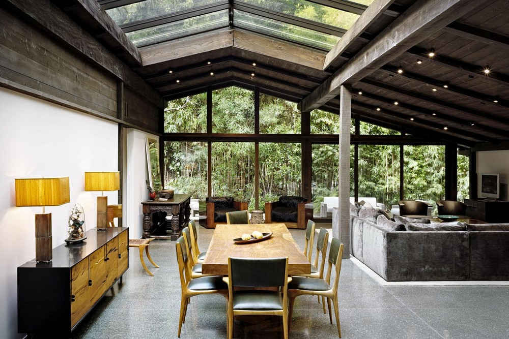 Marmol Radziner Best Luxury Dining Room Projects We've Seen_5