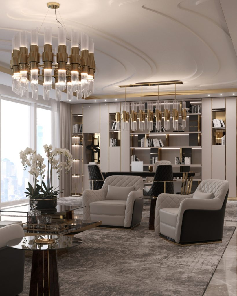 The Most Luxurious Ideas For Incredible Interior Design Projects_1