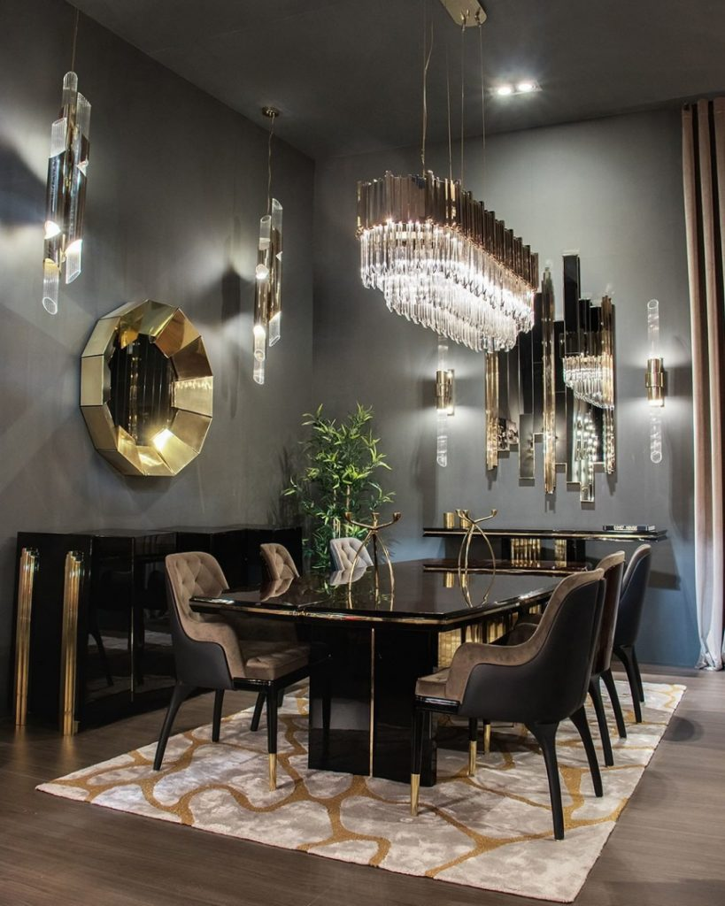 The Most Luxurious Ideas For Incredible Interior Design Projects_2