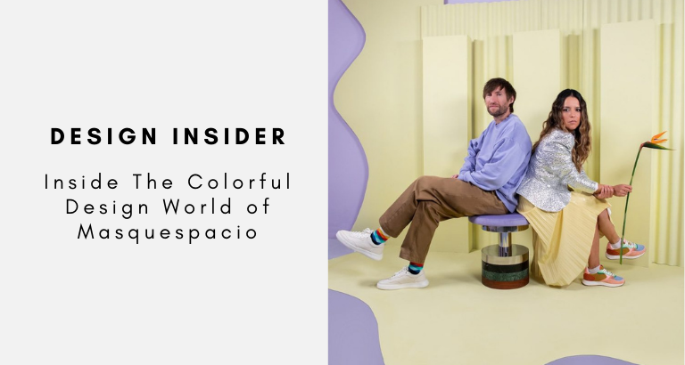 Design Insider Inside The Colorful Design World of Masquespacio