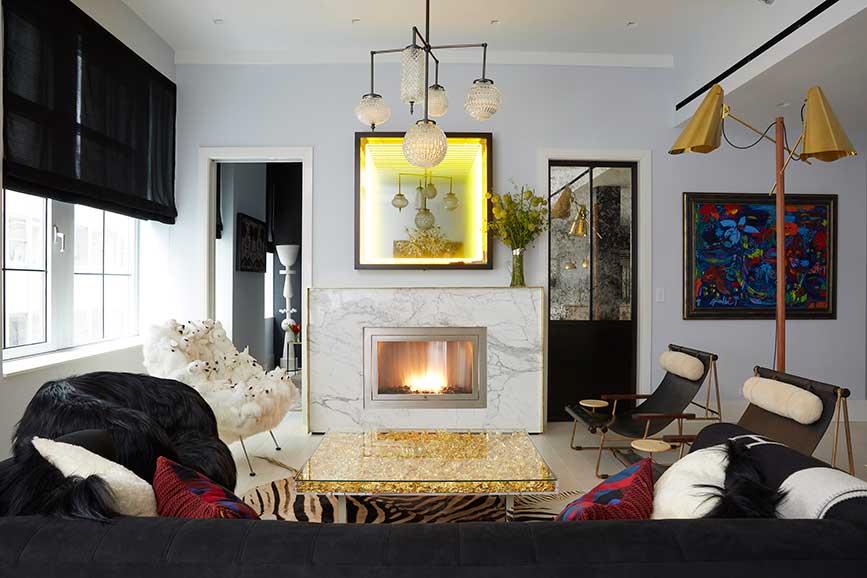 Fawn Galli Stunning & Colorful Modern Interior Design_1