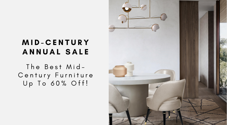 Mid-Century Annual Sale The Best Mid-Century Furniture Up To 60% Off!