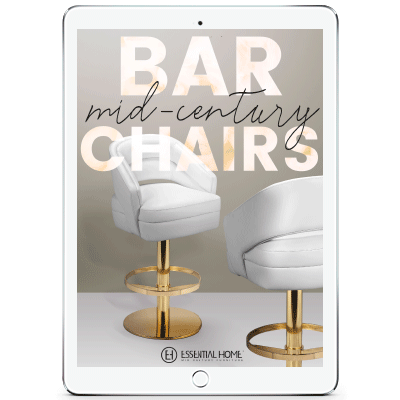 Mid-Century Bar Chairs 2020 Summer Trends Edition