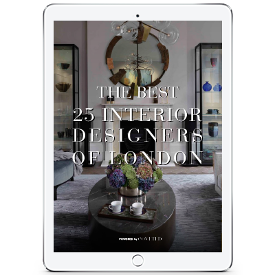 The Best 25 Interior Designers of London