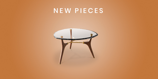 Taylor, center table, casegoods, mid century furniture, mid century modern living room, mid century modern, Essential Home