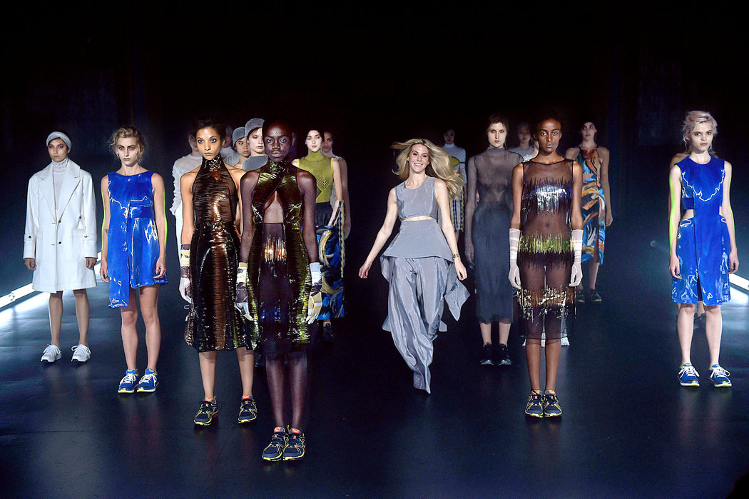 The newcomers at New York Fashion Week 2016 11LINEUP PHELAN LISTY master1050