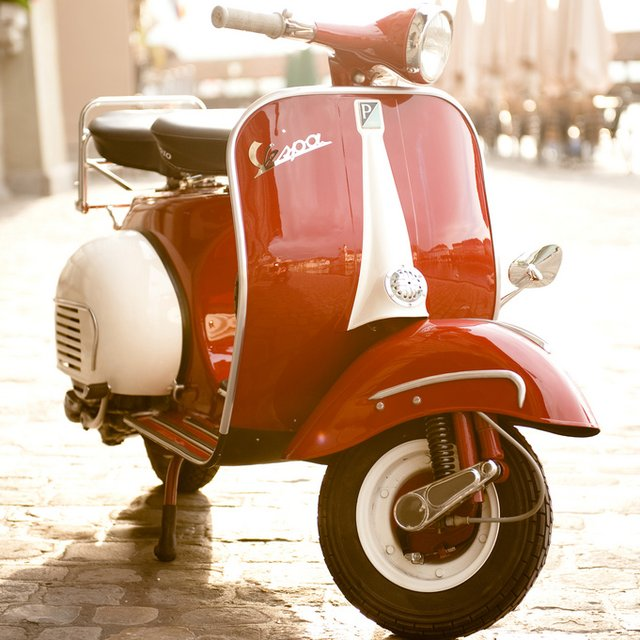 LIFESTYLE RETRO: GET THE LOOK deligtfull vespa1