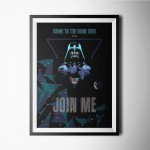 decorate with simple prints Decorate with simple prints – We give you some ideas Star wars 150x150