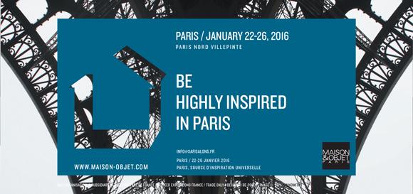 Maison & Objet-PARIS-2016 maison et objet Maison et Objet Septembre 2016: All you need to Know CAMPAGNE PARIS 2016 580x273
