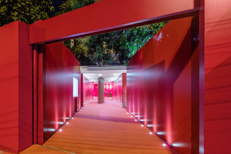 Yabu Pushelberg Yabu Pushelberg's Design for Canada Olympic House in Rio YP COH 3106