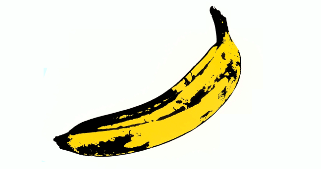 banana warhol pop art Pop art – Brief introduction banana warhol