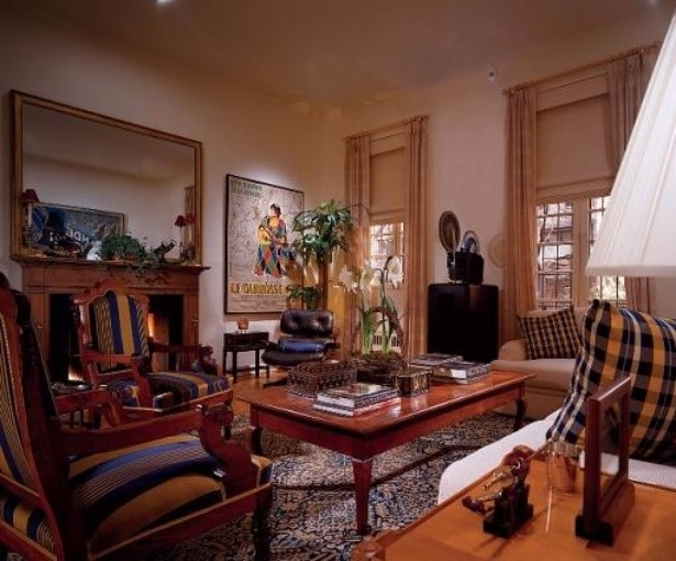 vintage apartment MARTIN SCORSESE'S NEW YORK VINTAGE APARTMENT 11
