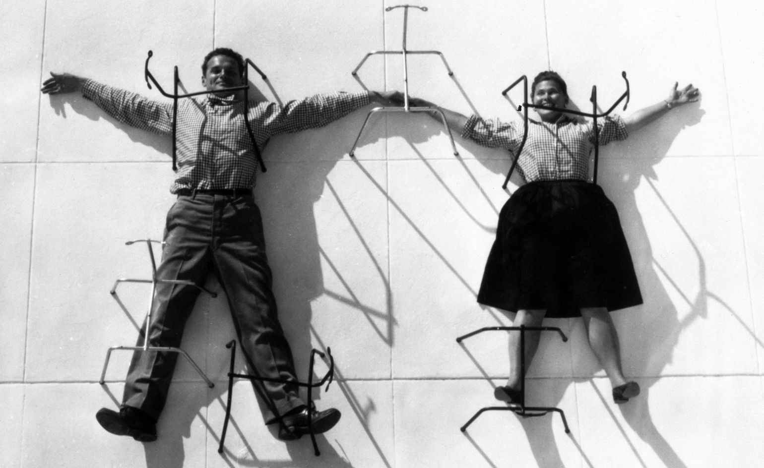 charles and ray eames 2 Charles and Ray Eames Movies about Charles and Ray Eames in Lisbon Charles and Ray Eames 2
