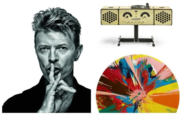 David Bowie art collection auction David Bowie David Bowie Art Collection will be auctioned David Bowie art collection auction