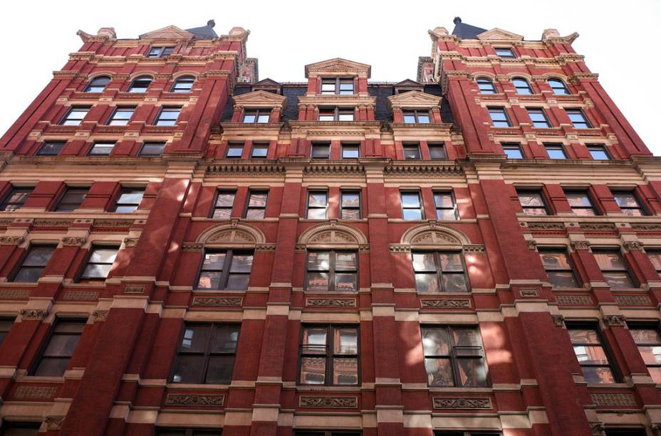 Beekman hotel new york New York New York: Abandoned building turns into a super hotel New York Abandoned building turns into a super hotel 4