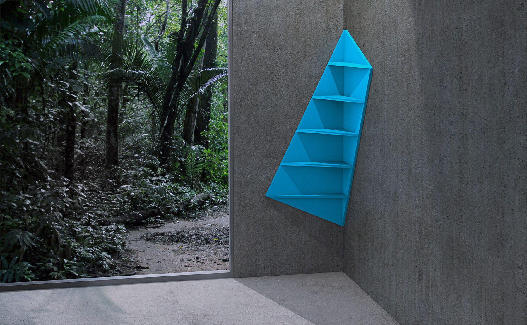trieta corners shelf corner Turn corners, nooks and niches into useful spaces Trieta corner shelf