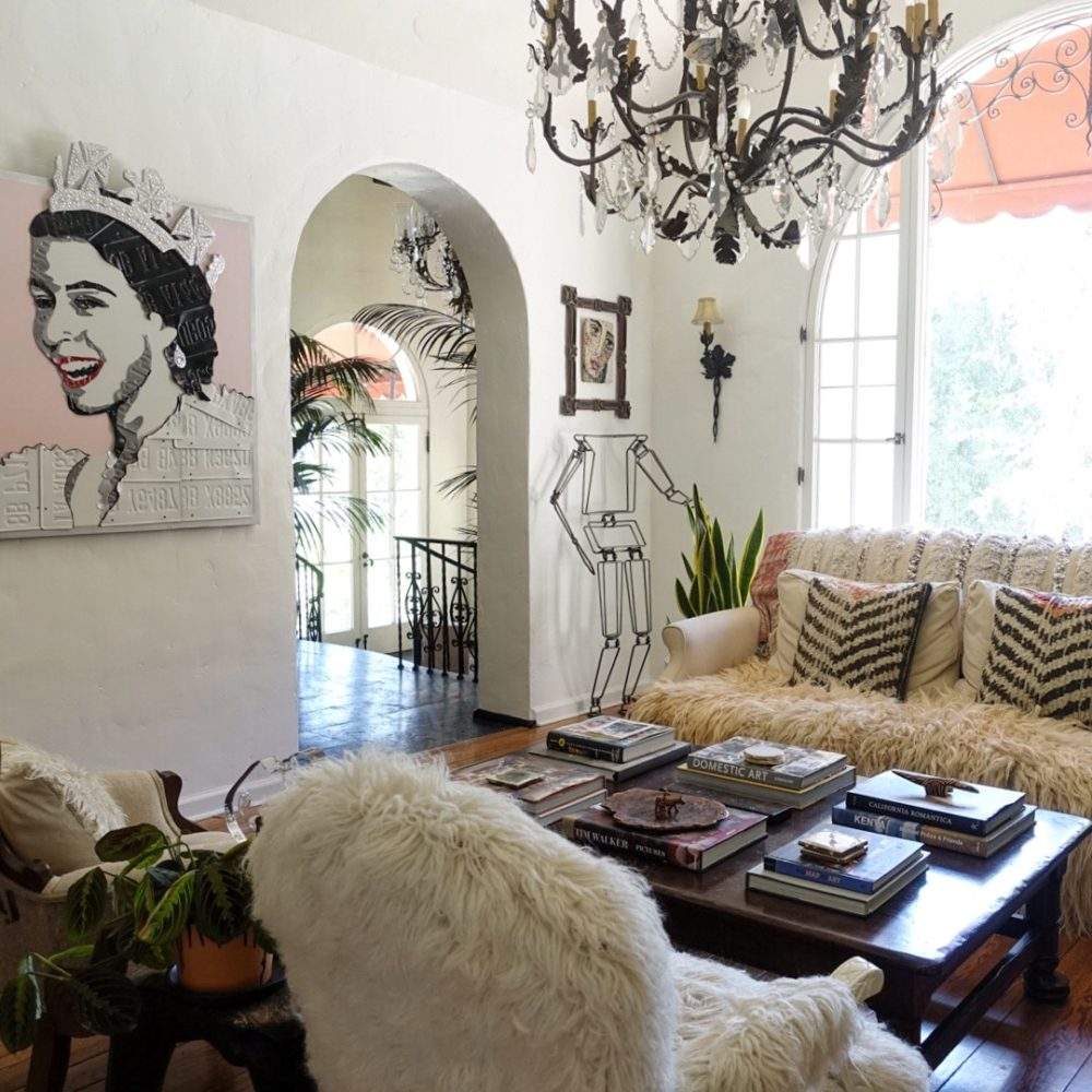 dream home BOHEMIAN INSPIRATION IN A FAMILY'S ART – FILLED CALIFORNIA DREAM HOME 01 DS1 1000x1000