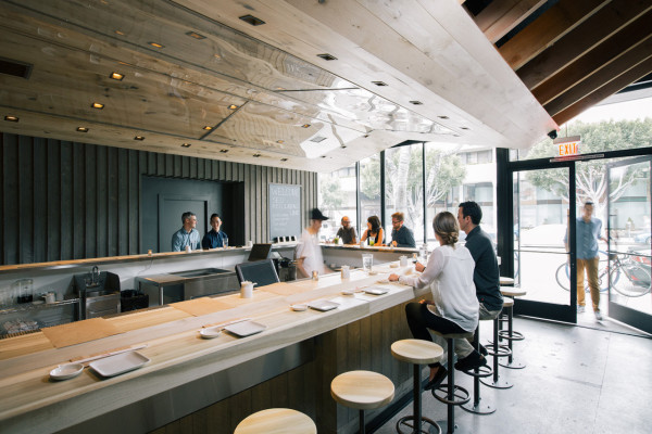 Marmol Radziner Marmol Radziner Rolls With a Warm Wood Interior Inside KazuNori 6