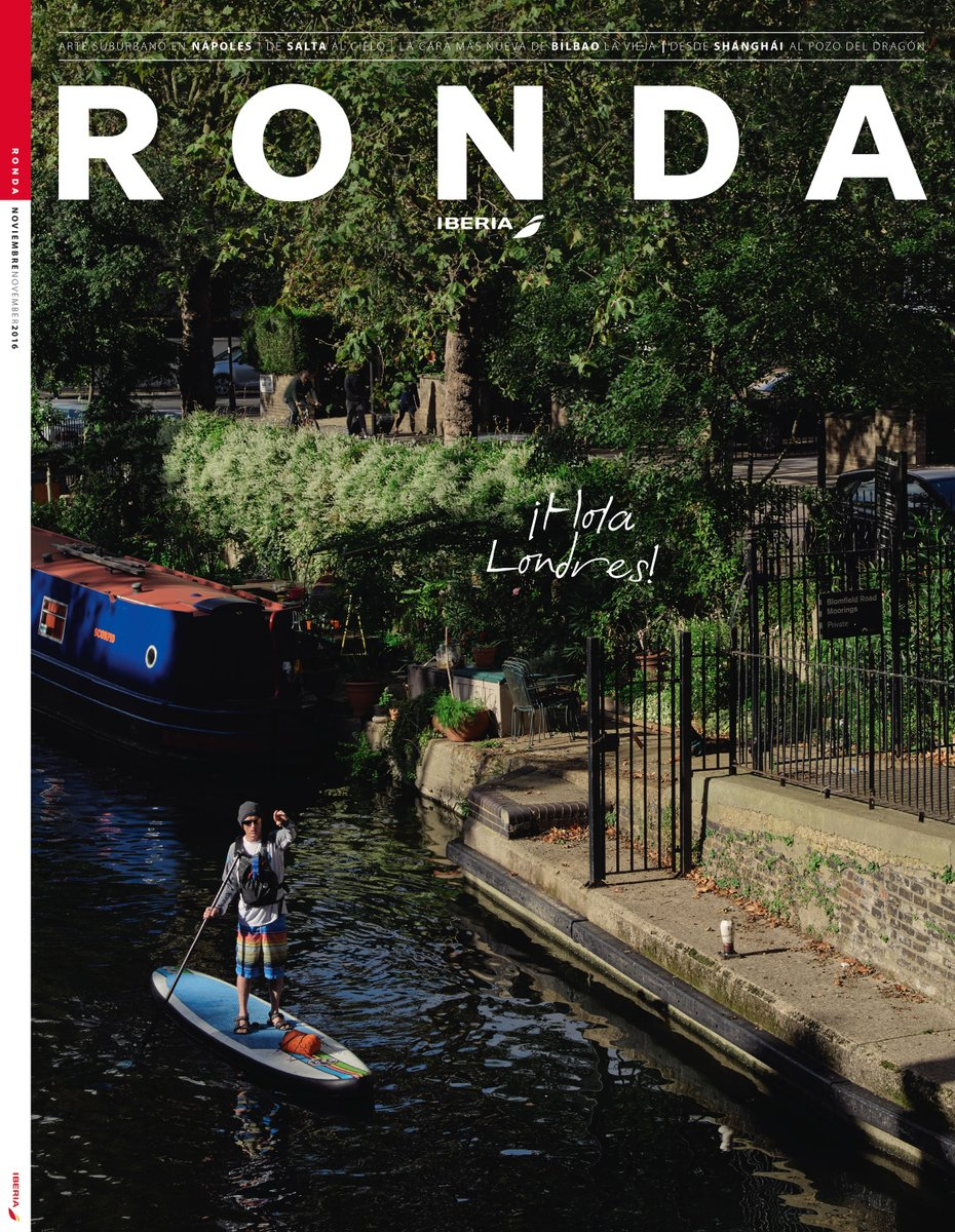Iberia and Cedar relaunch Ronda magazine with new design Ronda Iberia and Cedar relaunch Ronda magazine with new design Iberia and Cedar relaunch Ronda magazine with new design 3