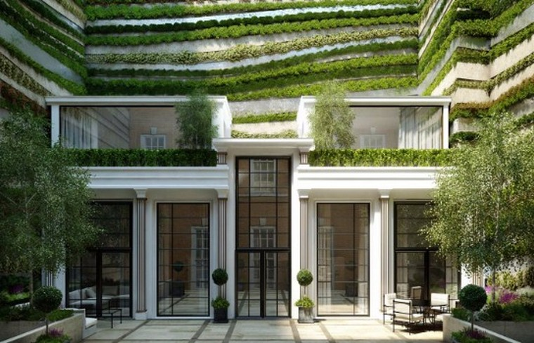 Martin Kemp Design A LUXURY PRIVATE RESIDENCE BY Martin Kemp Design IN LONDON Image7