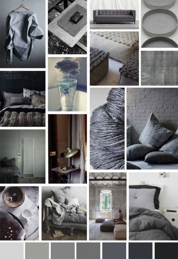 winter decor trends WINTER DECOR TRENDS TO YOUR BEDROOM grey winter colour trend 2015