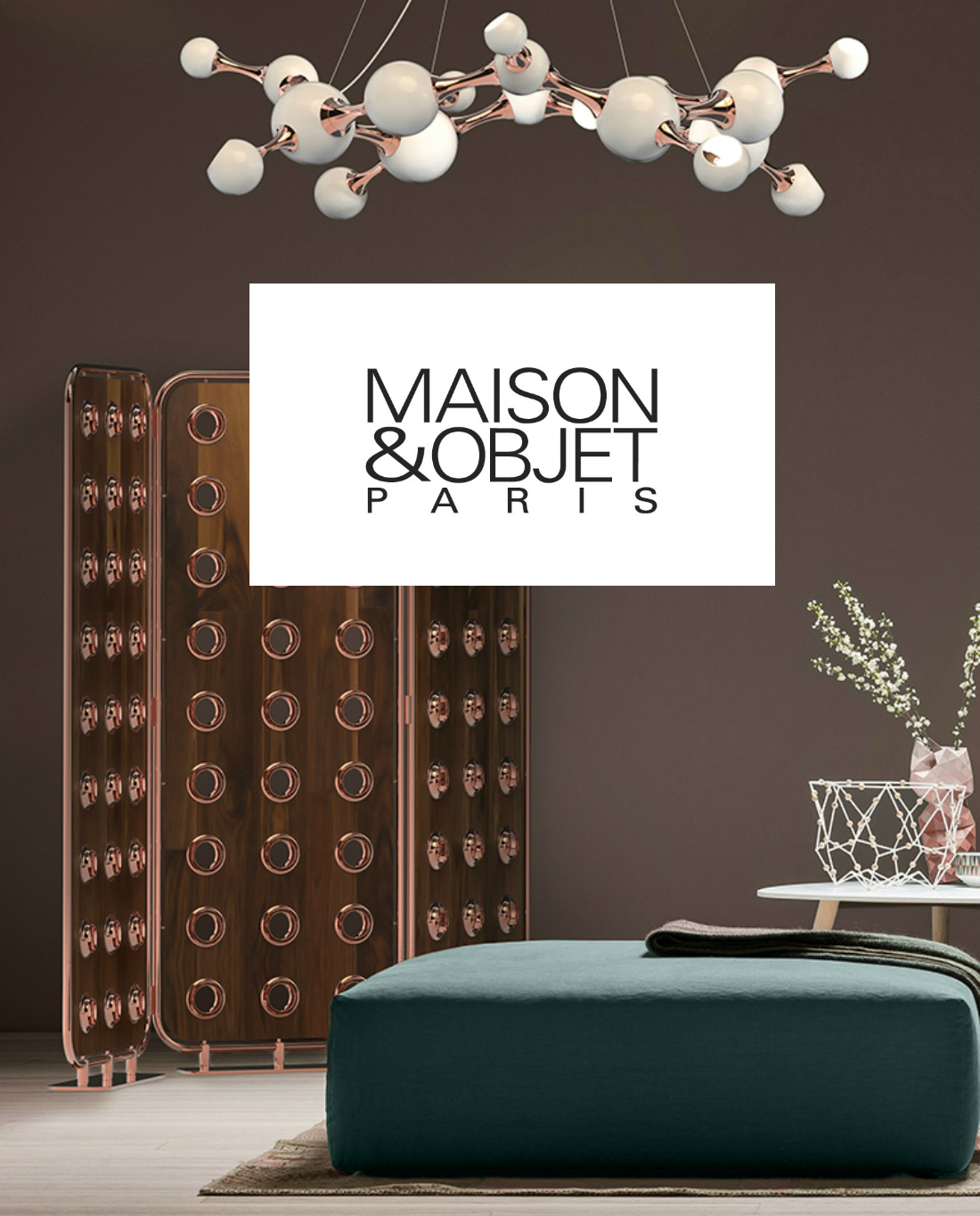 TRENDS FROM MAISON ET OBJET TO BE FOLLOWED IN 2017 trends TRENDS FROM MAISON ET OBJET TO BE FOLLOWED IN 2017 cover 6