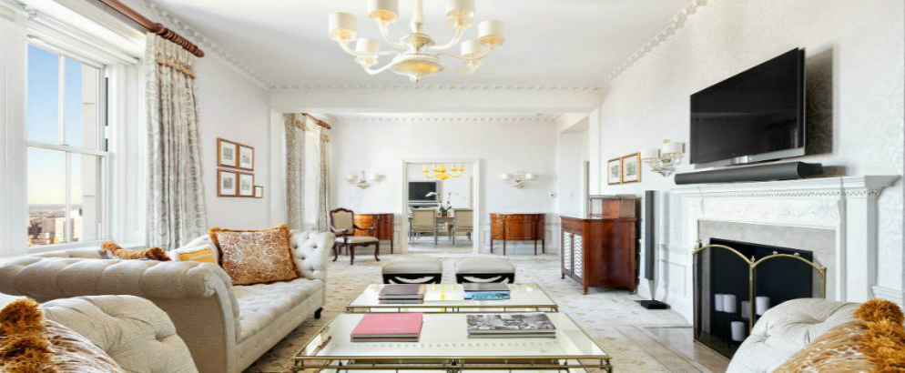 new york city New York City Luxury Lifestyle Take a Peek Inside the Most Expensive Rental Apartment in New York City 850x410