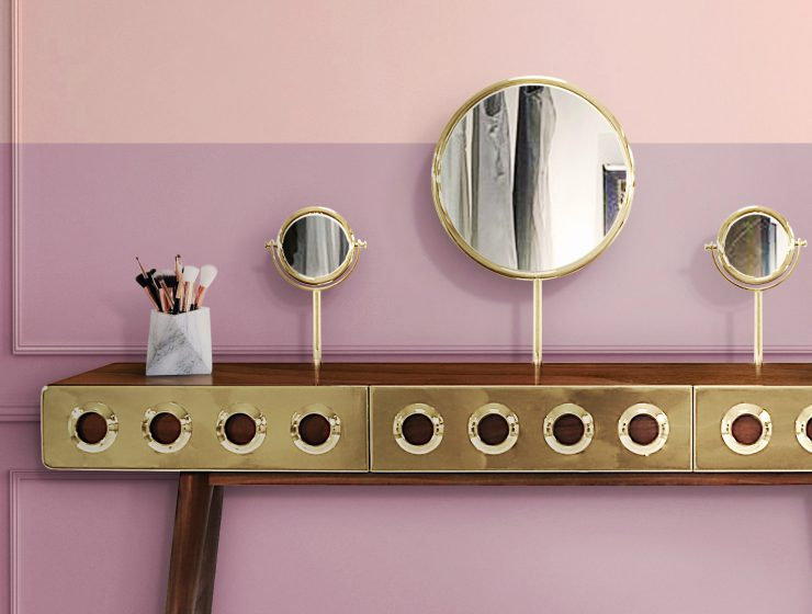 mirrors Mirrors as decor in the interior ambience 102 HR 740x560