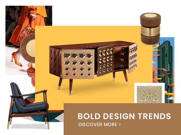Bold Design Trends 2021