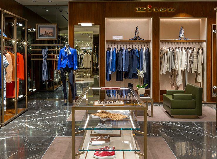 kiton New Kiton boutique in Munich sbig 6 20 740x542