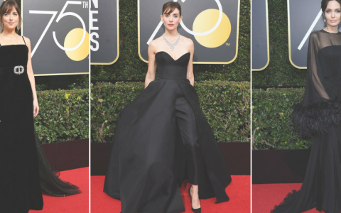 Golden Globes Red Carpet Highlighting The Golden Globes Red Carpet Stars And Award Winners Highlighting The Golden Globes Red Carpet Stars And Award Winners capa 480x300