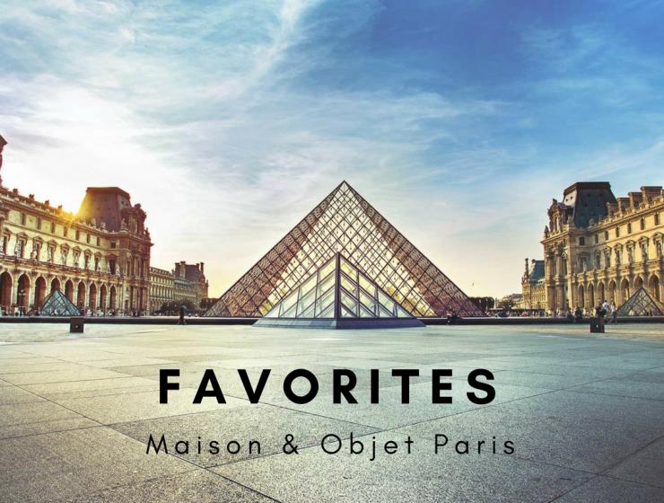 Maison & Objet Paris Favorites, that you totally should know! maison et objet paris Maison et Objet Paris Favorites, that you totally should know! Maison Objet Paris Favorites that you totally should know 740x560