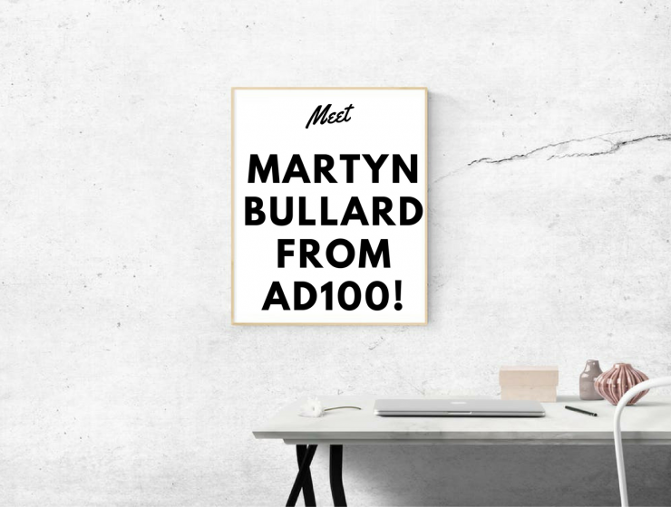 Meet Martyn Bullard from AD100! AD100 Meet Martyn Bullard, The World Renowned Designer Featured in AD100! Meet Martyn Bullard from AD100 capa 740x560