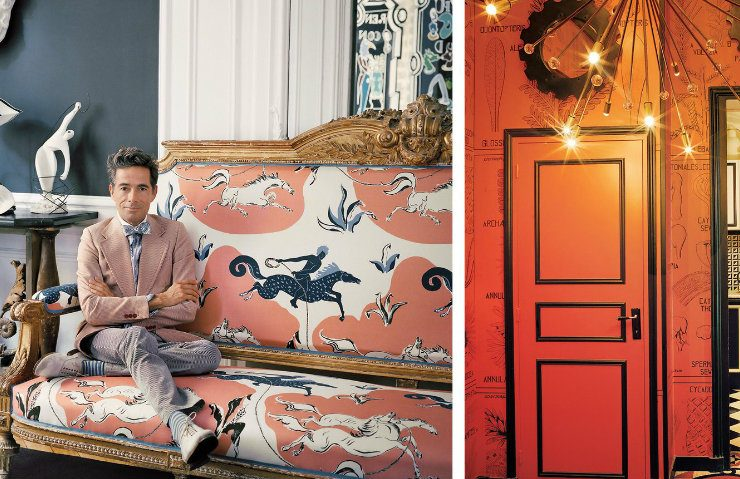 Vincent Darré vincent darré Vincent Darré and His Eccentric Furniture Designs Vincent 740x479