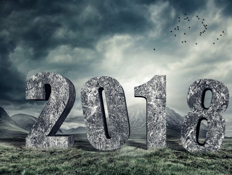 new years resolutions 5 Popular New Years Resolutions that People Usually Break new year 3052105 1920 740x560