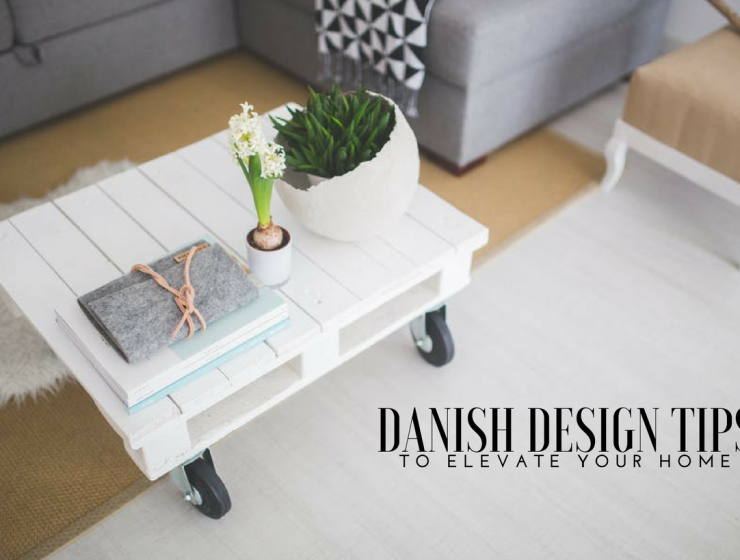 7 Ways to Elevate Your Home Decor Using Danish Modern Furniture danish modern furniture 7 Ways to Elevate Your Home Decor Using Danish Modern Furniture Danish design tips 740x560