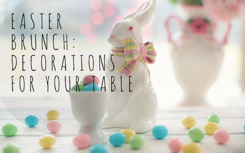 easter brunch Easter Brunch: How to Simply Decorate Your Table Easter brunch  decorations for your table 480x300
