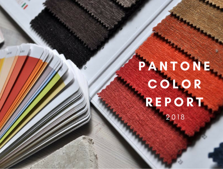The Pantone Color Report of 2018 For Trendy Interior pantone color report The Pantone Color Report of 2018 For Trendy Interiors Pantone color report 740x560