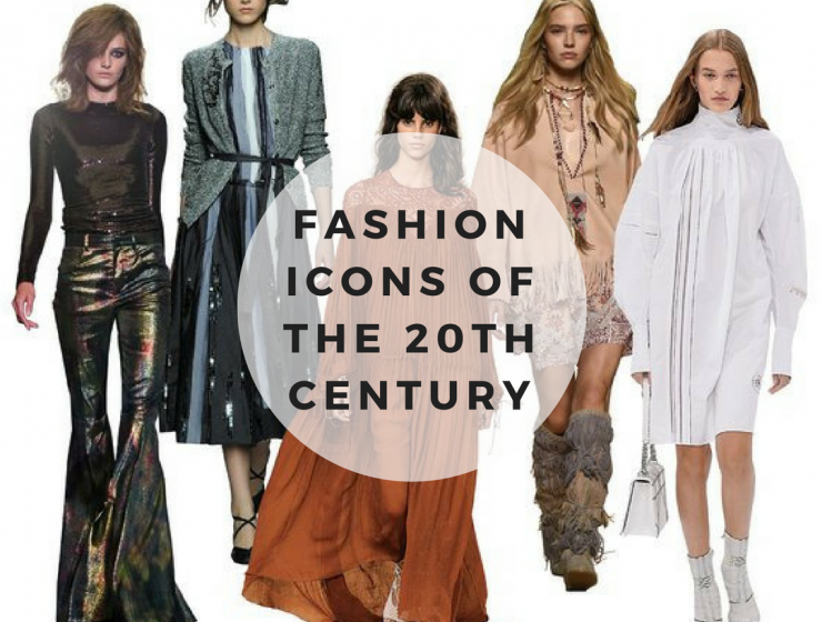 What Made These Women the Biggest Fashion Icons of the 20th Century fashion icons What Made These Women the Biggest Fashion Icons of the 20th Century Fashion Icons of the 20th Century 2 740x560