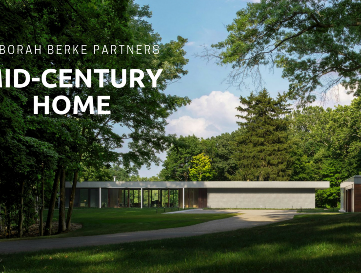 A Mid-Century Modern Home in Indiana by Deborah Berke Partners_1 mid-century modern home A Mid-Century Modern Home in Indiana by Deborah Berke Partners A Mid Century Modern Home in Indiana by Deborah Berke Partners feat 740x560