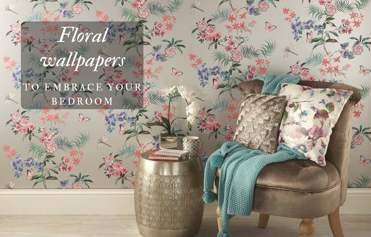 8 Fl Wallpapers That Will Bring The Outdoors Into Your