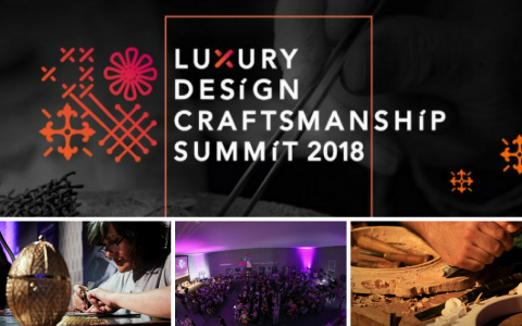 5 Things You Missed in the First Luxury Design & Craftsmanship Summit luxury design & craftsmanship summit 5 Things You Missed in the First Luxury Design & Craftsmanship Summit 5 Things You Missed in the First Luxury Design Craftsmanship Summit 480x300