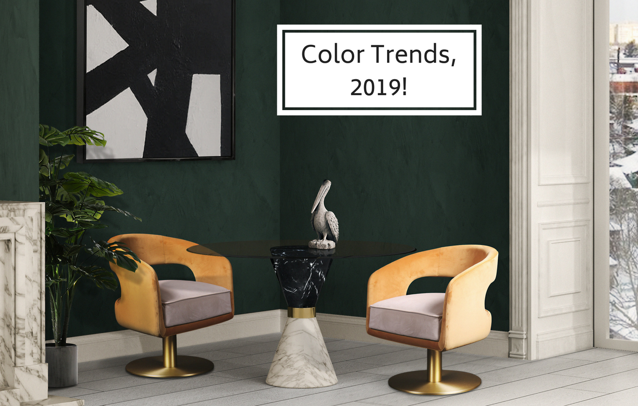 These Are The Home Interior Colors All Experts Are Betting For 2019 Inspirations Essential Home