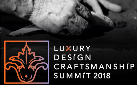 Thinkers and Makers in the Luxury design &craftsmanship summit 2018 luxury design &craftsmanship summit 2018 Thinkers and Makers in the Luxury design &craftsmanship summit 2018 Inspirations cover 1 480x300
